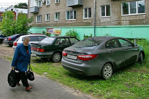 Газоны зачистят от водителей