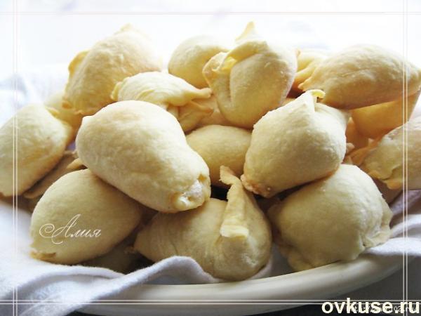 Нежное рассыпчатое печенье рецепт с фото
