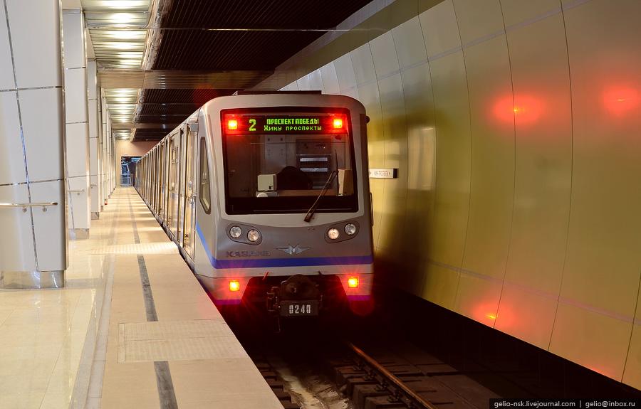 388 Казанский метрополитен