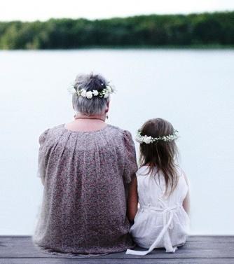 Чудесное письмо бабушки своей новорожденной внучке – просто и мудро о самом главном