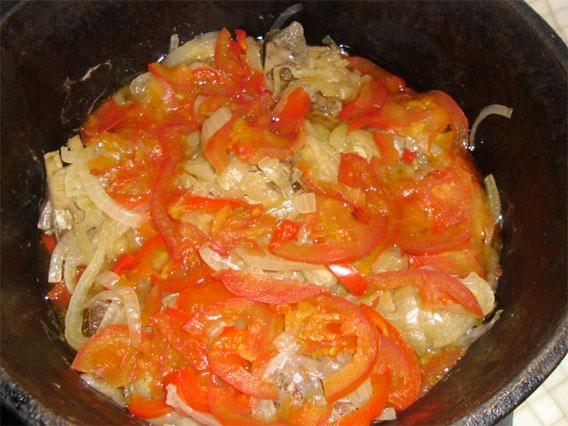 Хашлама как готовить