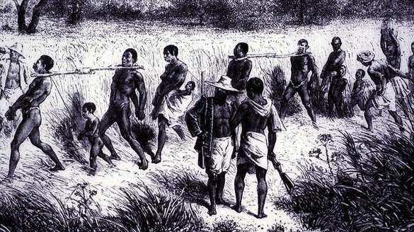 «А еще они рабами торгуют!», — Госдеп США обвинил Россию в…работорговле