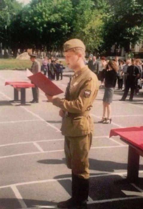 Сергей Светлаков армия, знаменитости, фото