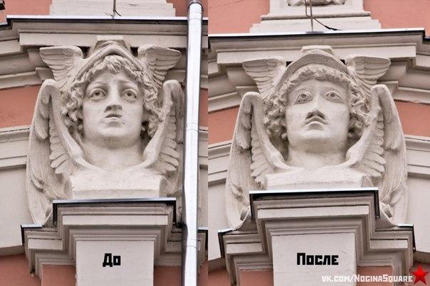 Сажать и расстреливать за уничтожение культурного наследия России