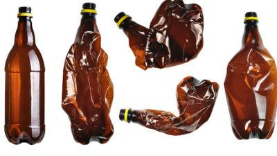 Госдума против алкоголя в пластиковых бутылках