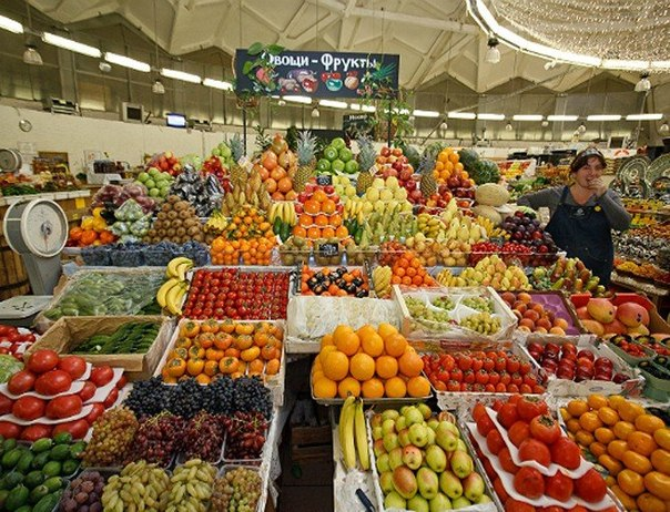 Как избавиться от химии в овощах и фруктах?