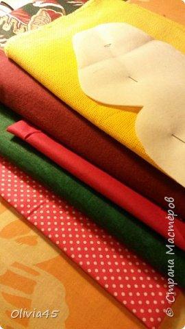 Мастер-класс Поделка изделие Рисование и живопись Шитьё Принцессы курятника  пакетницы небольшой МК Краска Кружево Пуговицы Ткань фото 4