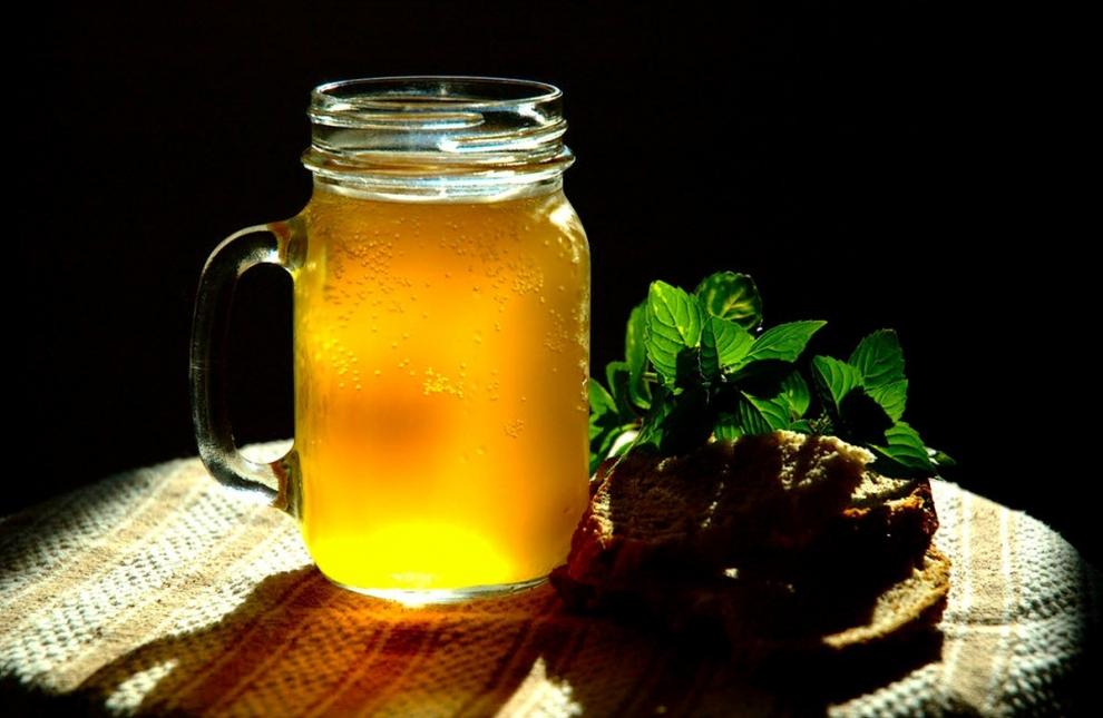 Рецепт медового кваса в домашних условиях 82