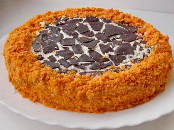 торт Сахара фото