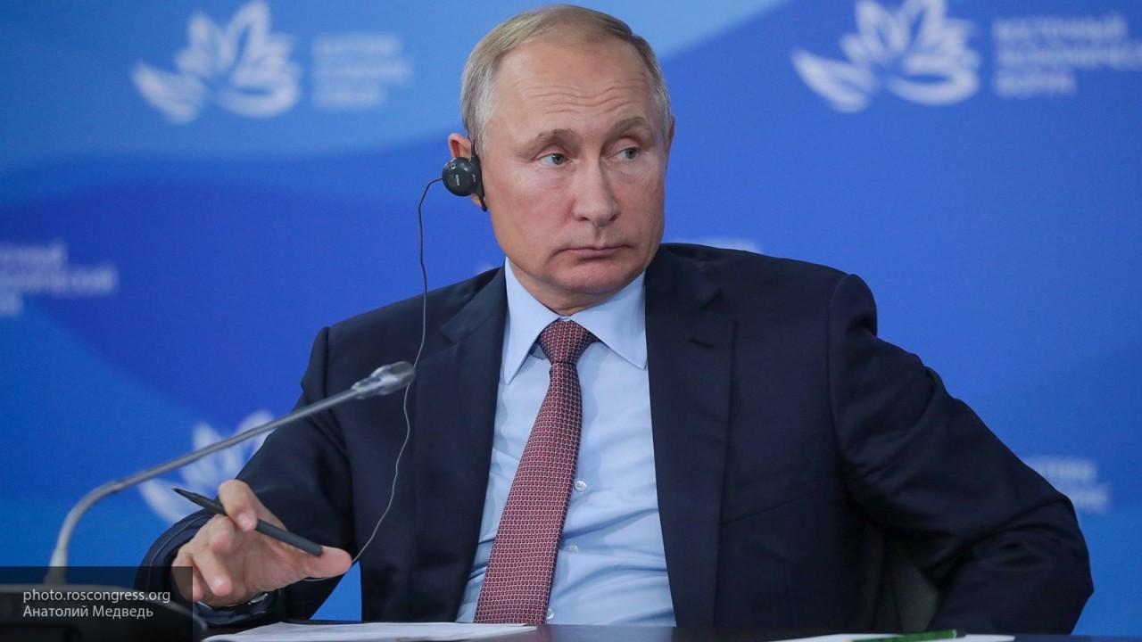 Путин обсудил с Совбезом России ситуацию в сирийском Идлибе