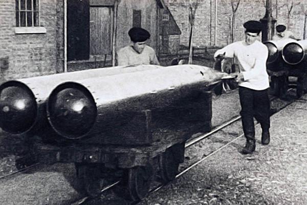 Самодвижущаяся мина-торпеда Александровского война, история, факты