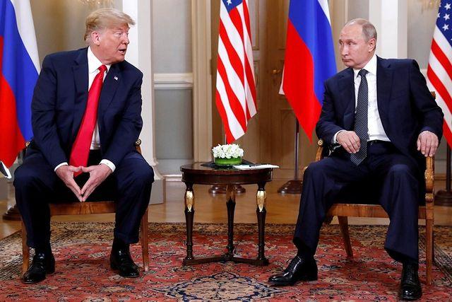 Путин и Трамп — краткие итоги. Александр Роджерс