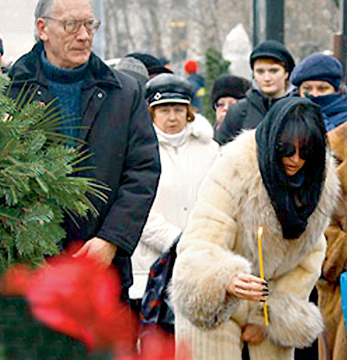 Через три года после смерти Александра АБДУЛОВА ушёл из жизни его старший брат Роберт. Фото Ивана ТИМОШИНА /«Комсомольская правда»