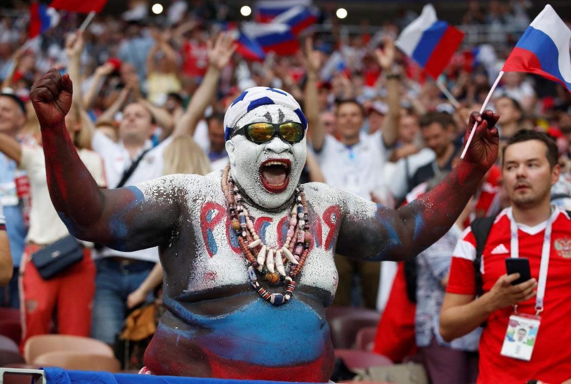 Напишут много про Чемпионат Мира и останутся фотографии