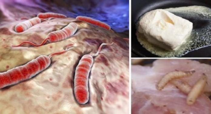 10 самых токсичных и опасных продуктов - они могут стать причиной рака