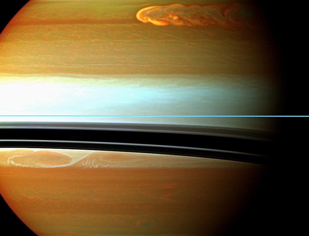 618 Система Сатурна