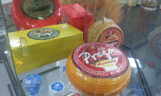 Поддельный итальянский сыр в российском павильоне на Expo вызвал скандал