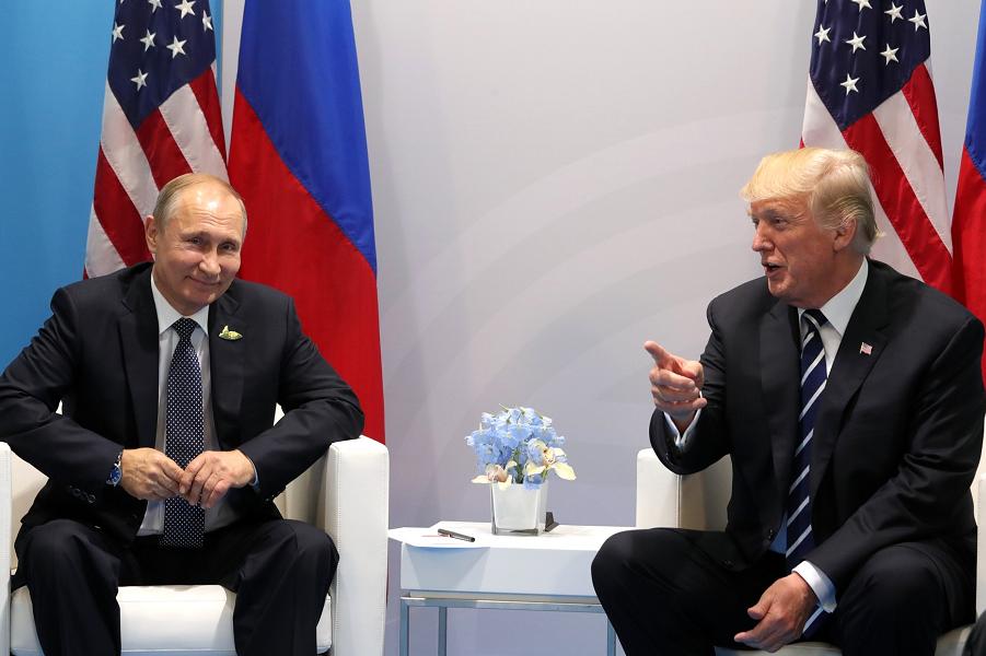 Песков о визите Путина в  США, в Белый дом к Трампу