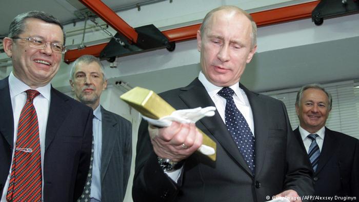 ЦИК: Путин к 5 января потратил на избирательную кампанию 13,4 млн рублей