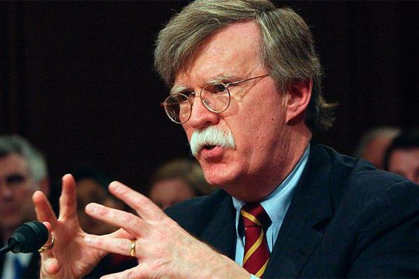 Болтон пообещал санкции прот…