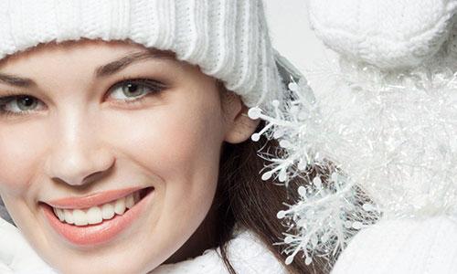 Как защитить кожу лица от холода