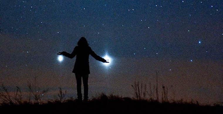 Венера и Юпитер устроят «шоу» на небе с 19 июня