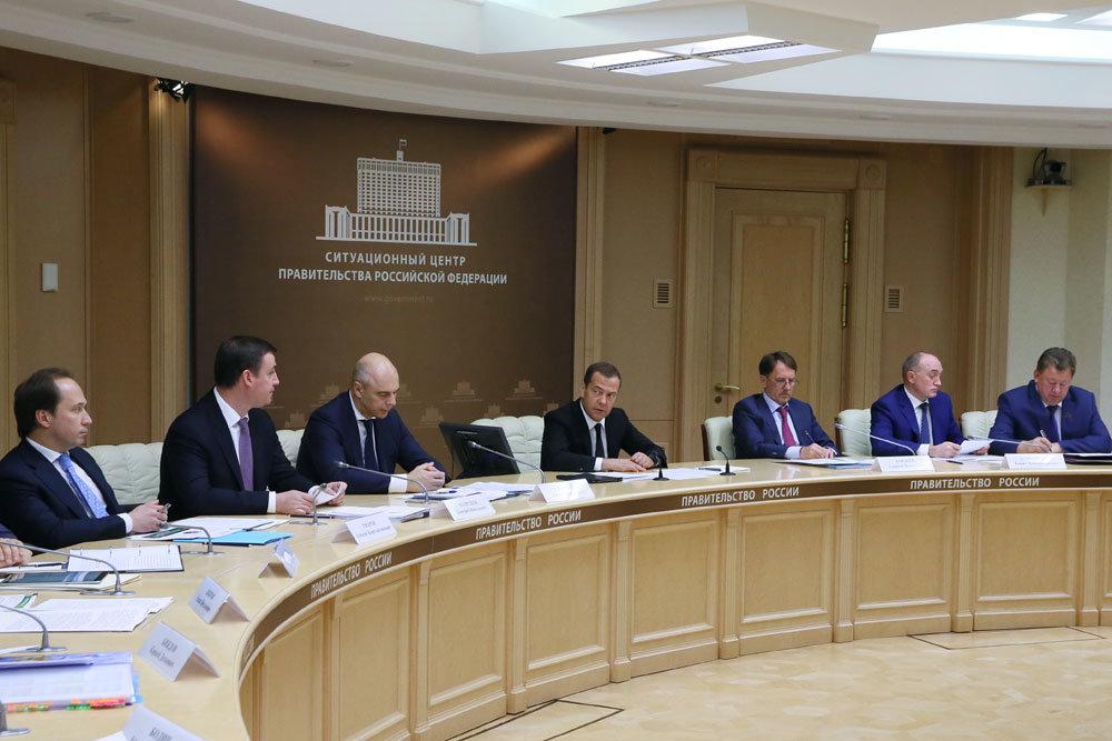 Дмитрий Медведев пообещал аг…