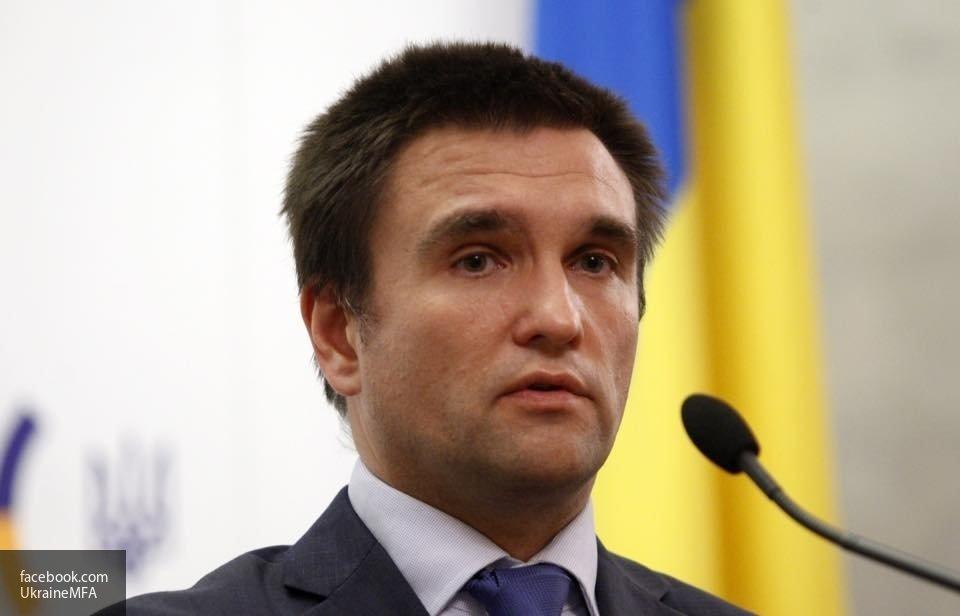 Климкин заявил, что Россия сама лишила Крым водоснабжения