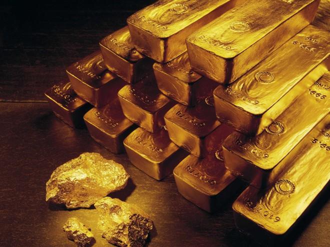 Появление золота на Земле