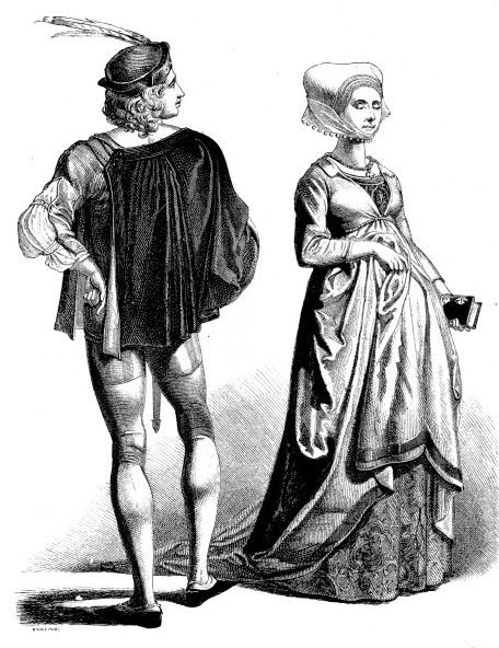 14001500 in European fashion - Wikipedia 21