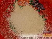 Фото приготовления рецепта: Пасхальный кулич без замеса - шаг №1