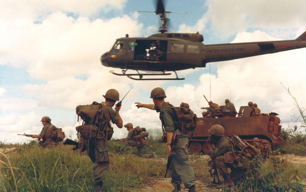 Вьетнам потребовал компенсацию за распыленные американцами гербициды