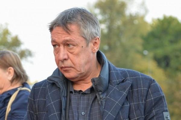 Российского актёра Михаила Е…
