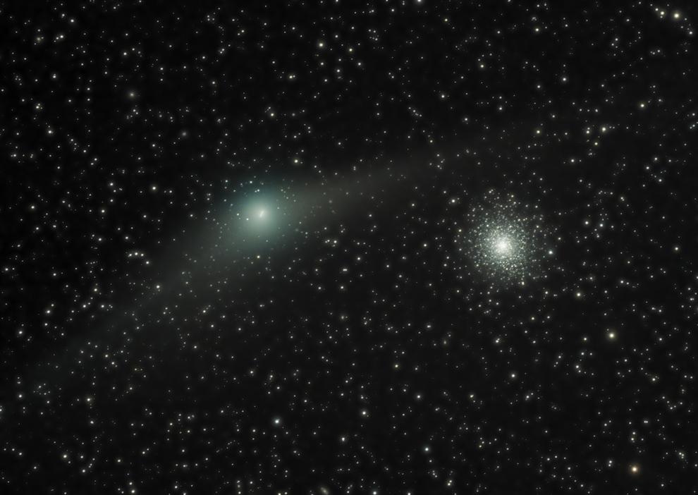 11107 Комета Гаррадда