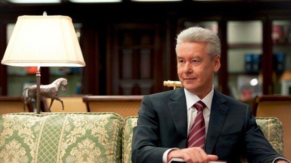 Кем был Собянин до того, как стал мэром Москвы?