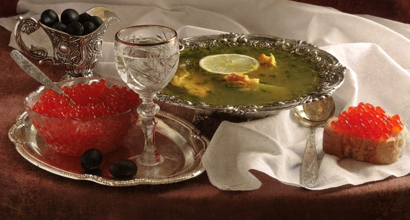 Какие традиционные русские блюда вовсе не являются таковыми