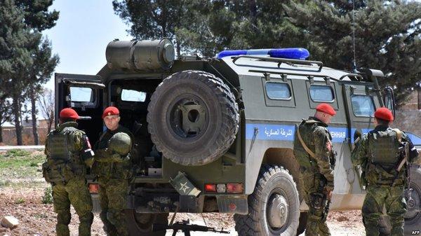 Так кого 26 мая задержали наши военные в Дамаске?