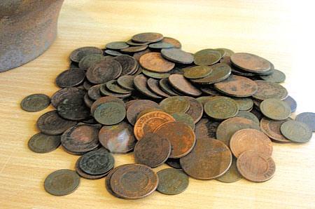 Чудодейственные медные монетки.