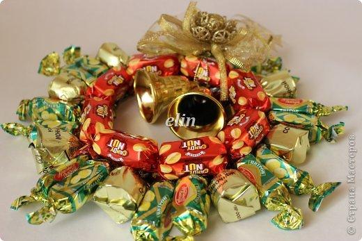 Мастер-класс Свит-дизайн Упаковка Новый год Разные сладкие работы Бумага Материал оберточный Проволока Продукты пищевые фото 25