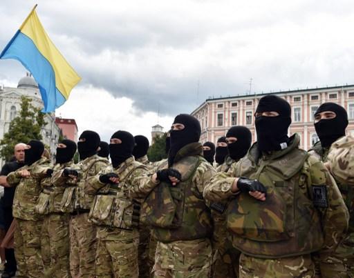 Украина снова оказалась на грани военного переворота