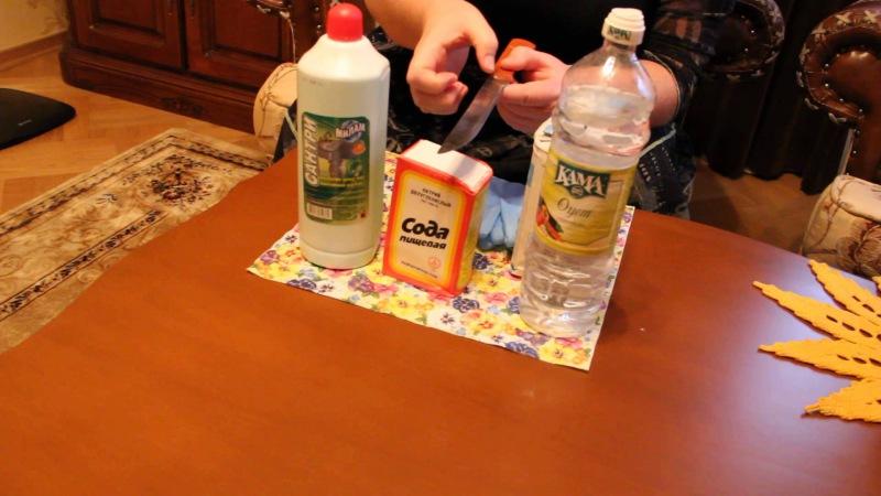 Как в домашних условиях убрать ржавчину с автомобиля