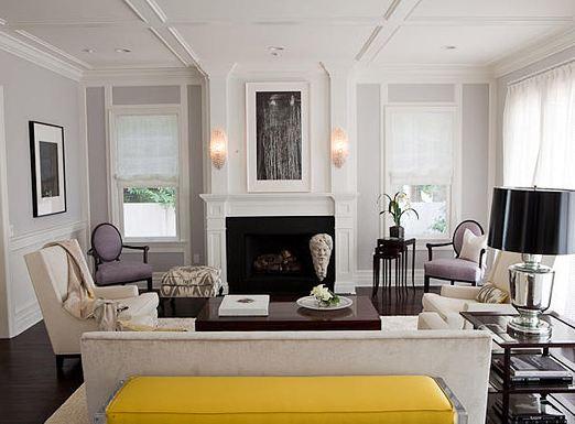 Красивые гостиные и столовые