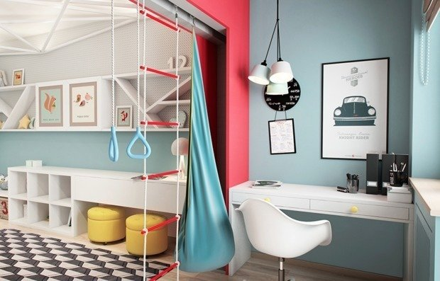 13 дизайн-идей для комфортной жизни дома