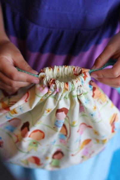 Детская сумочка своими руками выкройки