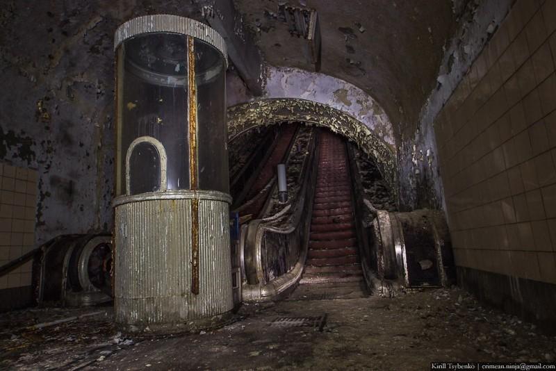 Севастопольское метро. Никаких тайн!