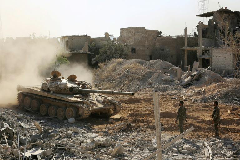 Сирия: фронт ИГИЛ рухнул