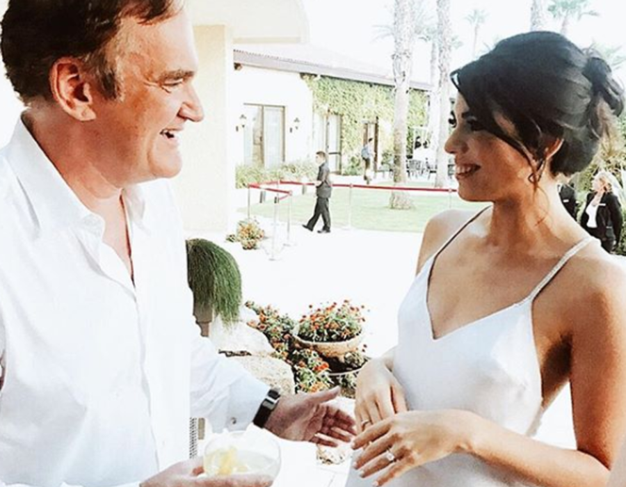 Тарантино впервые женился. Е…