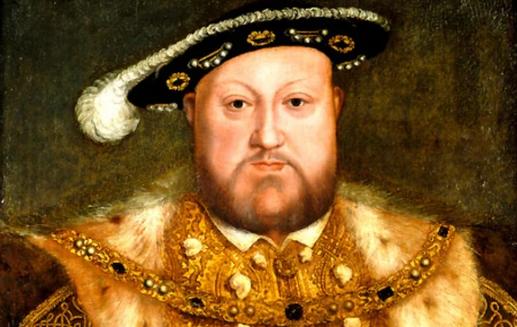 Несколько любопытных фактов о Генрихе VIII