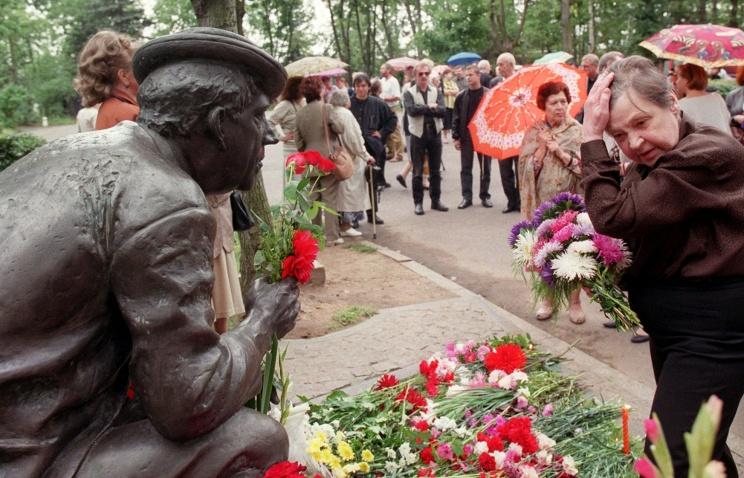 В Москве скончалась вдова Юрия Никулина