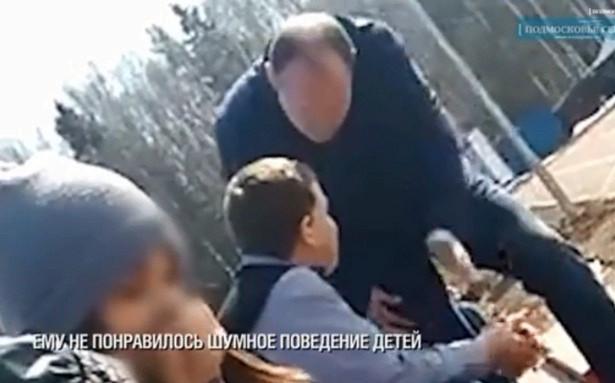 Депутат-единоросс ударил по лицу школьника в Подмосковье